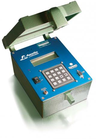 Apollo Portable Traffic Counter and Classifier Data Collector