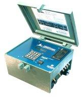 Unicorn compact, portable inductive loop, traffic vehicle classifier/counter