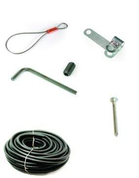 Vehicle Road Tube Kit #1 for classifiers and counters