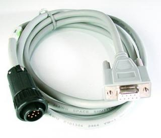 Cable for Unicorn, Pegasus and/or Phoenix Vehicle Counter/Classifier Units.