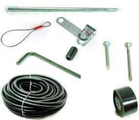 Vehicle Road Tube Kit #3 for classifiers and counters